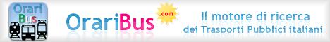 OrariBus.com - Il motore di ricerca dei Trasporti Pubblici in Italia